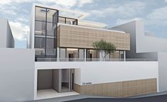 Blackland Construction is currently busy with this spectacular project in the prestigious Ravine Road, Bantry Bay. Cape Town, Industrial, Construction, Building, Industrial Music