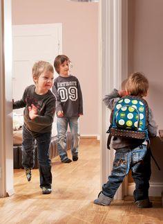 The Mini Backpack 4Kids of Lässig