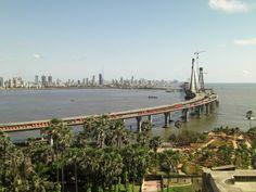 Bandra-Worli Sea Link (BWSL) - Best Places to Visit in Mumbai City | Tourist Spots in Mumbai