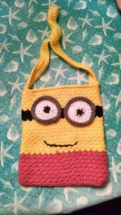 481 Besten Crochet Minion Bilder Auf Pinterest In 2018 Minion