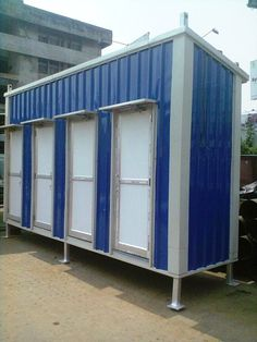 SHAHA & CO. - Exporter, Manufacturer, Service Provider, Distributor & Supplier of Portable Toilet based in Kolkata, India Portable Toilet, Kolkata, Shed, Outdoor Structures, Cabin, Building, Cabins, Buildings, Cottage