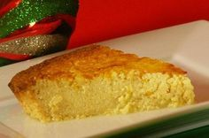 Nonna's Ricotta Cake, from Cooking with Nonna