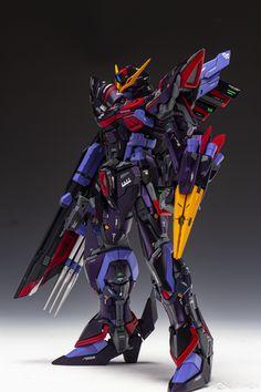Gundam Wallpapers, Gundam Custom Build, Gundam Art, Mecha Anime, Gundam Model, Mobile Suit, Art Model, Plastic Models, Star Wars