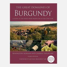 Great Domaines of Burgundy, Bordeaux by Oz Clarke, Summer in a Glass and other wine books now featured on Fab.