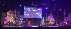 Jagged Christmas | Church Stage Design Ideas