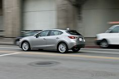 With sleek styling and athletic handling, the new Mazda 3 doesn't make sacrifices elsewhere.