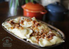 Pierogi ruskie z Żuław – zawsze świeże – przygotowywane w dniu dostawy. #kuchnia #Polska #tradycja #food #Poland #Żuławy #pierogi #dumplings
