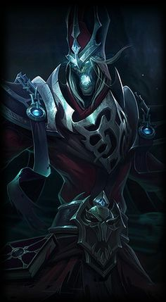 League of Legends- Karthus, the Deathsinger