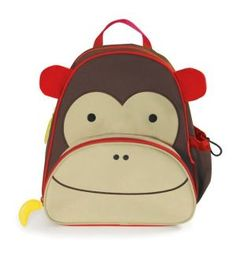 Skip Hop Zoo Pack Little Kids & Toddler Monkey Backpack Little Backpacks, Animal Backpacks, Kids Backpacks, Awesome Backpacks, Little Boy And Girl, Little Boys, Boy Or Girl, Mochila Skip Hop, Insulated Backpack
