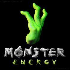 Font Logo, Monster Energy, Car Wrap, Energy Drinks, Tribal Tattoos, Pony, Cinema, Stickers, Logos