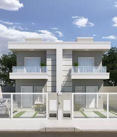 Modern Exterior House Designs, Small House Interior Design, Best Modern House Design, Minimalist House Design, Modern Architecture House, Row House Design, House Outside Design, Duplex House Design, House Design Photos