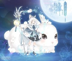 Miracle Nikki - The 28 Mansions / Chinese Constellation Event