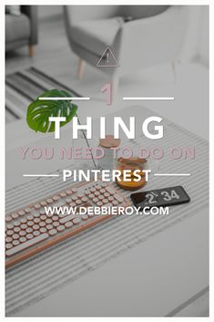 There is something important that you need to do on Pinterest, and many business owners and entrepreneurs forget this. Watch this video to learn 1 thing that you need to do on Pinterest. Digital Marketing Services, Sales And Marketing, Online Marketing, Social Media Marketing, Marketing Professional, Pinterest For Business, Growing Your Business, Pinterest Marketing, Social Media Tips