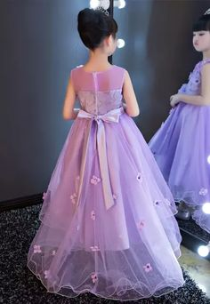 Girls Pageant Dresses, Wedding Dresses For Girls, Princess Wedding Dresses, Ball Dresses, Flower Girl Dresses, Dress Indian Style, China Girl, Girl Costumes, Cheap Dresses
