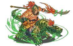 07/29 寵物圖檔更新 (新印度神/張飛/龍劍士等) - Puzzle & Dragons 戰友系統及資訊網