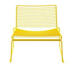 Hay Hee Lounge Chair, gelb