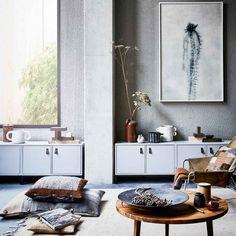 "Encore une obsession de style déco ""old new"" Simple Interior, Nordic Interior, Modern Interior Design, Interior Design Living Room, Modern Decor, Home Decor Inspiration, Living Room Inspiration, Nordic Living Room, Turbulence Deco"