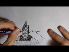 Pen and ink drawing - Stephen King inspired drawing - YouTube Ink Pen Drawings, King, Inspired, Youtube, Youtubers, Youtube Movies, Pen Drawings