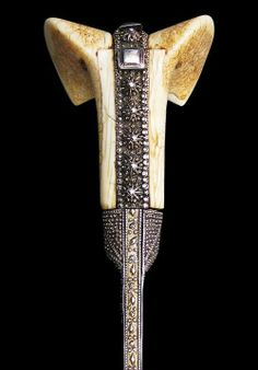 Yatagan Sword  Dated: 1811 Culture: Ottoman,...