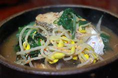 Cod Fish Stew (Daegu Tang) - Korean Food | All That Korea