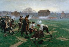 These Revolutionary War pictures show battles and heroes of the American Revolution. See pictures of the Revolutionary War. American Revolutionary War, American War, Early American, American History, American Soldiers, Military Art, Military History, George Washington, American Independence