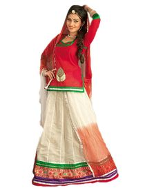 Get a very refreshing look with Da india shop latest collection. DaIndia shop exports different types of traditional Rajasthani Lehengas. Our traditional lehenga is made of different material and exclusively hand worked with multi-colored threads Indian Lehenga, Rajasthani Lehenga, Rajasthani Bride, Lehenga Blouse, Lehenga Choli, Indian Bridal Wear, Indian Wear, Rajputi Dress, Blouse Designs