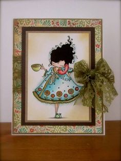 Lulu's Morning Fix by Papatya - Cards and Paper Crafts at Splitcoaststampers