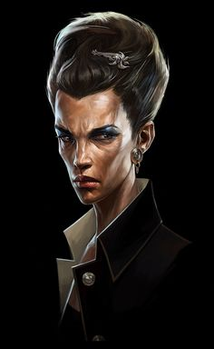 Dishonored 2 – Character Art Gallery | Bethesda.net