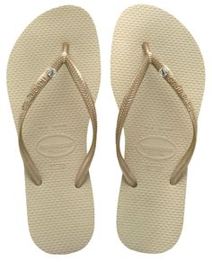 af021d9b515ae0 Havaianas Slim Sand Grey Light Golden Flip Flop - Every women should own on  of these Slim Sand Grey   Light Golden havaianas flip flops.