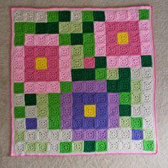 Yarnilandia: Arte en pixeles a crochet...