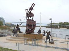 Lewis and Clark Landing, Omaha NE