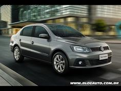 Como funciona a central multimídia do Volkswagen Gol e Voyage 2017 - Blo...