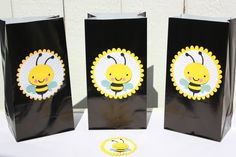 another bee themed goodie bag idea