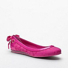 RONDA BALLET FLAT...these look super comfy!! and love love the colour