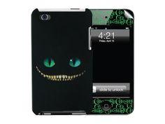 Cheshire Cat Ipod case