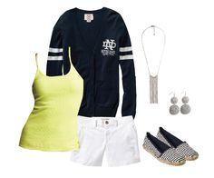 Outfit Under $150 – Notre Dame : 47 Brand
