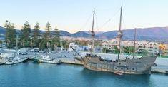 MOTRIL. Autoridad Portuaria. El Galeón Andalucía, atracado en el Puerto de Motril durante el pasado fin de semana, ha sido visitado por unas 5.300 personas, aproximadamente,