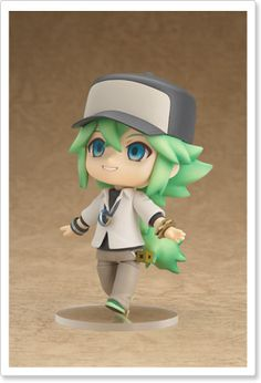 N Harmonia Nenderoid (5000 yen).  A splurge, to be sure, but he's my favorite human Pokemon character.  I'll need to see if I can preorder him from somewhere since he's a Pokemon Center JP exclusive... :-(
