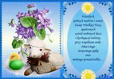 Wielkanoc: Animowane kartki wielkanocne z życzeniami Xmas, Christmas Ornaments, Happy Easter, Diy And Crafts, Holiday Decor, Cards, Painting, Motto, Google
