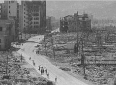 The City of Hiroshima, August 10th, 1945.