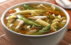 Basics of Cooking Soup http://www.asianonlinerecipes.com/tips/basics-of-cooking-soup/ Preparing foods for soup If you are going to puree vegetables to thicken soup or to make a creamy soup, it doesn't matter much how you cut them. It does, however, help to cut them to about the same size so they all finish cooking at the same time. If, however, you're going to leave...