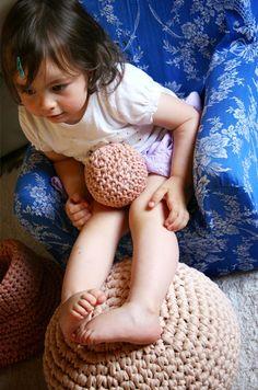 crochet puff by petitphant.com