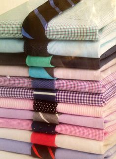 Shirt and tie options