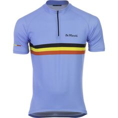 De Marchi WP Euro National Short Sleeve Jersey Belgium Aids Lifecycle 8978d8f02