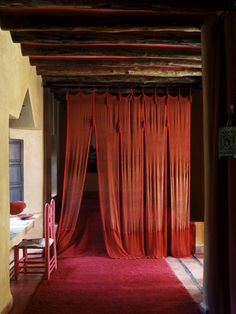 Home of sculptor Jean-Francois Furth in Marrakech ...