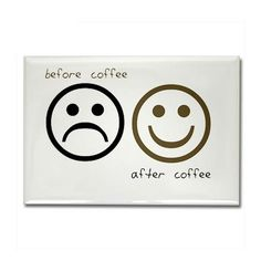 Before Coffee And After Coffee #coffee, #drinks, #pinsland, https://apps.facebook.com/yangutu