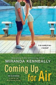 Title: Coming Up for Air (Hundred Oaks Series Author: Miranda Kenneally Ya Books, Used Books, Books To Read, Netflix, Beach Reading, Books For Teens, Book Quotes, Bestselling Author, Book Lovers