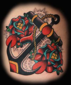 Anchor Tattoo Picture  Addam Duncan