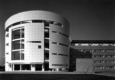 Hypolux Bank Building – Richard Meier & Partners Architects