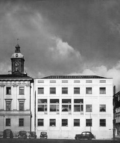 "wmud:""gunnar asplund - court house, gothenburg, sweden, 1936"""